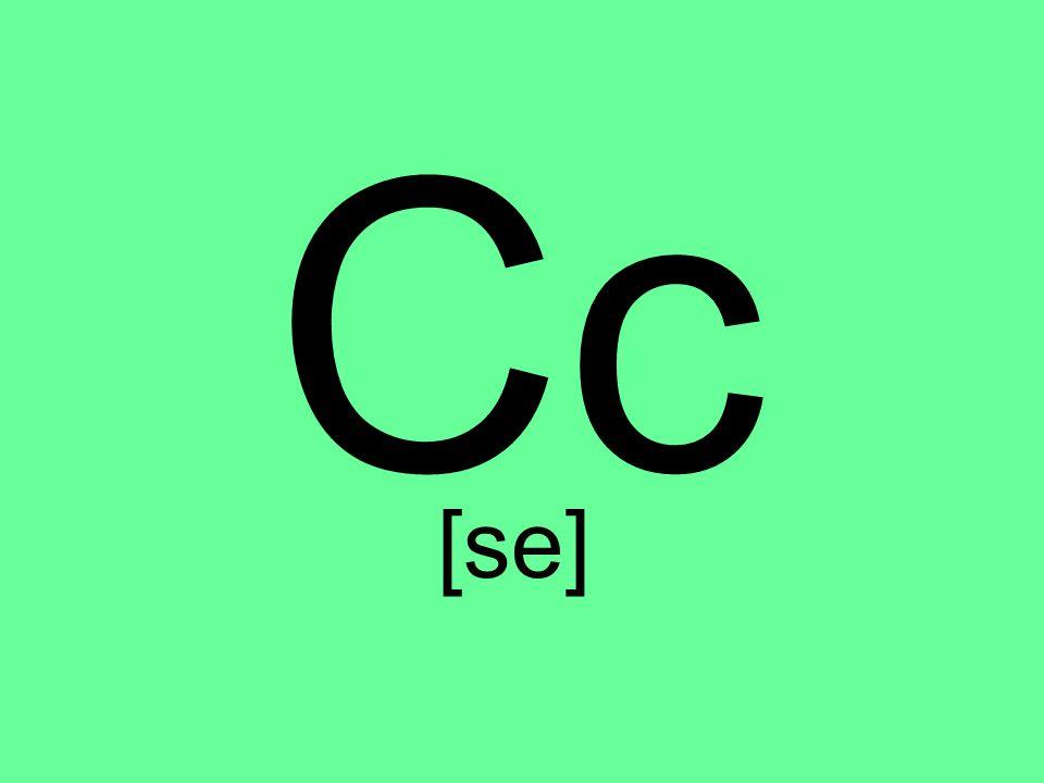 Cc [se]